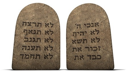 New series: Marching to Matan Torah: The Ten commandments
