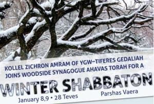 YGW Shabbaton